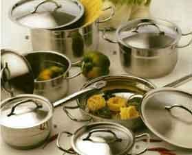 Ollas y pailas de acero inoxidable negocios maren for Ollas para cocina industrial